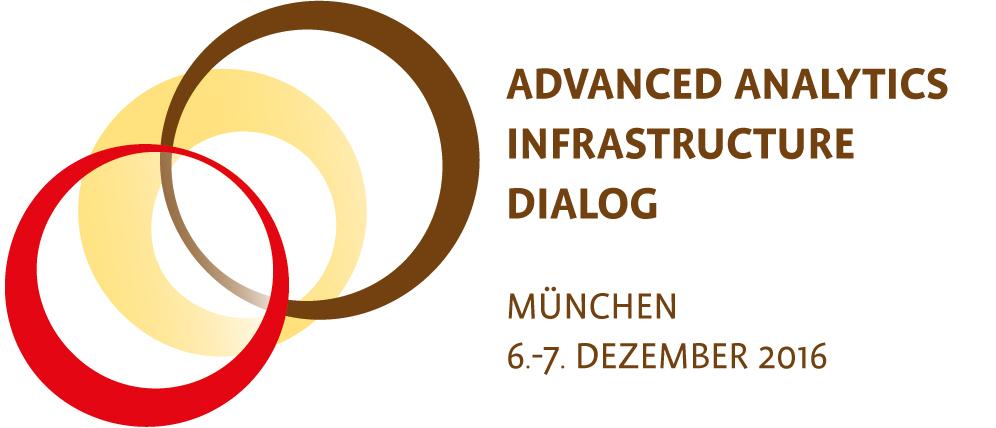 Advanced Analytics Infrastructure Dialog