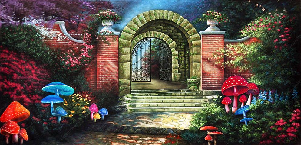 Wonderland Gate - C