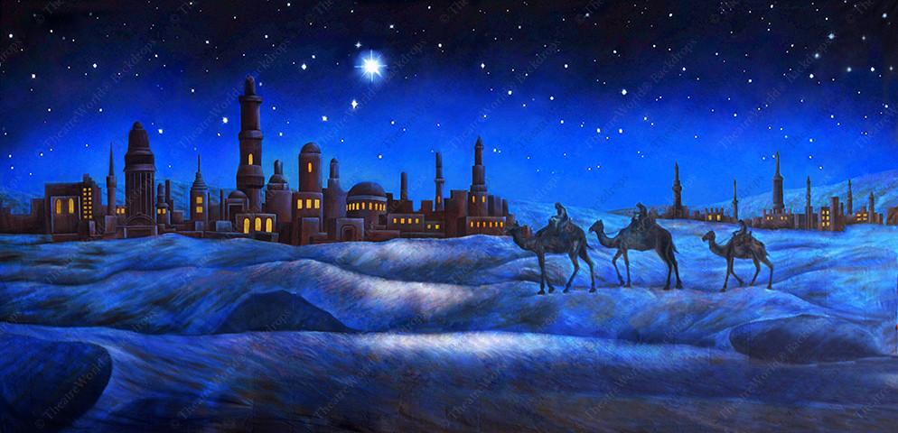 Holy Land Night - B