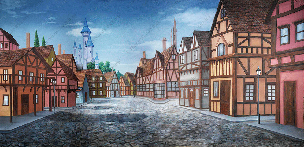 Belle's Town Square - B