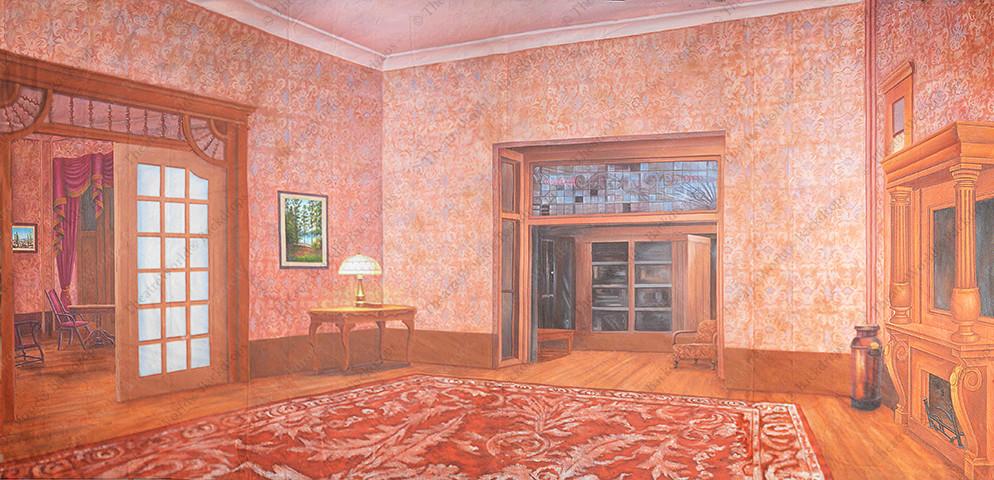 Family Room Interior