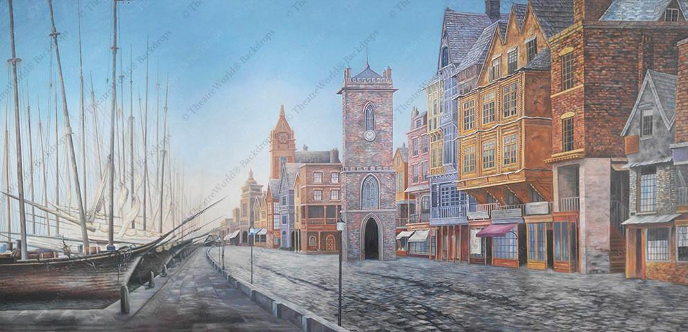 Vintage City Docks