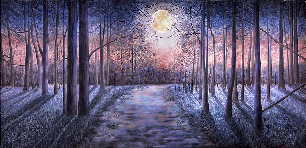 Moonlit Pathway