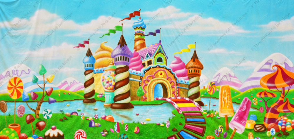 Candyland Castle - A