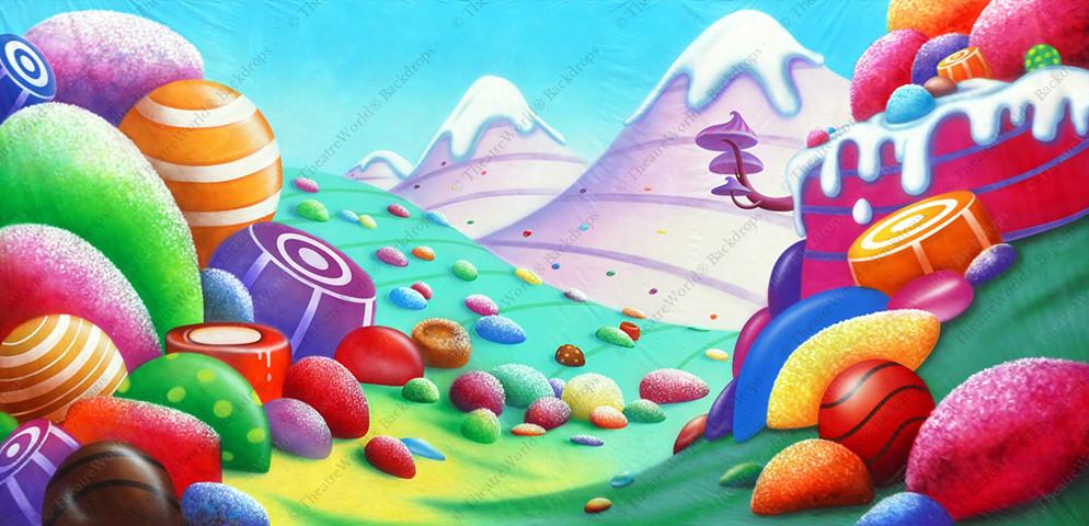 Candyland Gumdrops