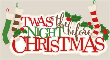 T'was The Night Before Christmas Logo