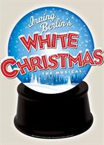 White Christmas Logo