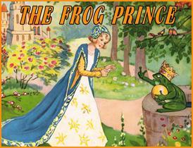 Frog Prince Logo
