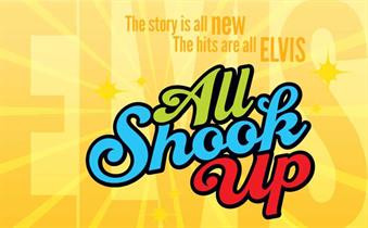 All Shook Up Logo