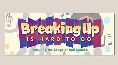 Breaking Up Is Hard To Do Logo