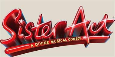 Sister Act: A Divine Musical Comedy Logo