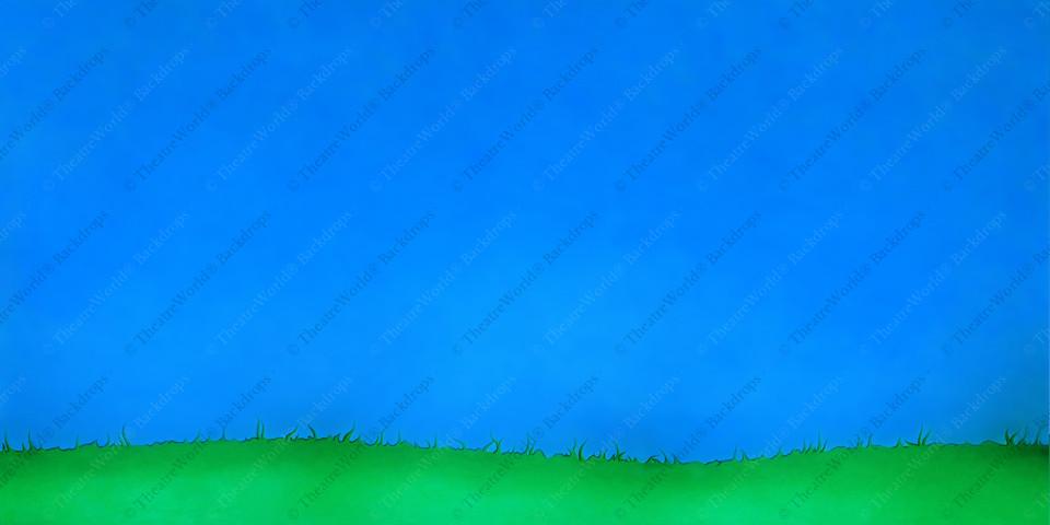 Charlie Brown - Blue Sky