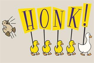 Honk! Logo