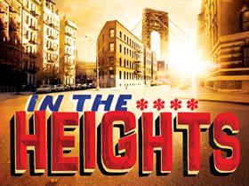 In The Heights Logo