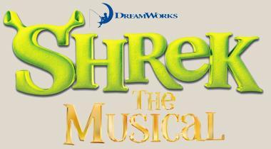 Shrek: The Musical Logo