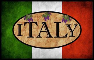 Italy-Inspired Logo