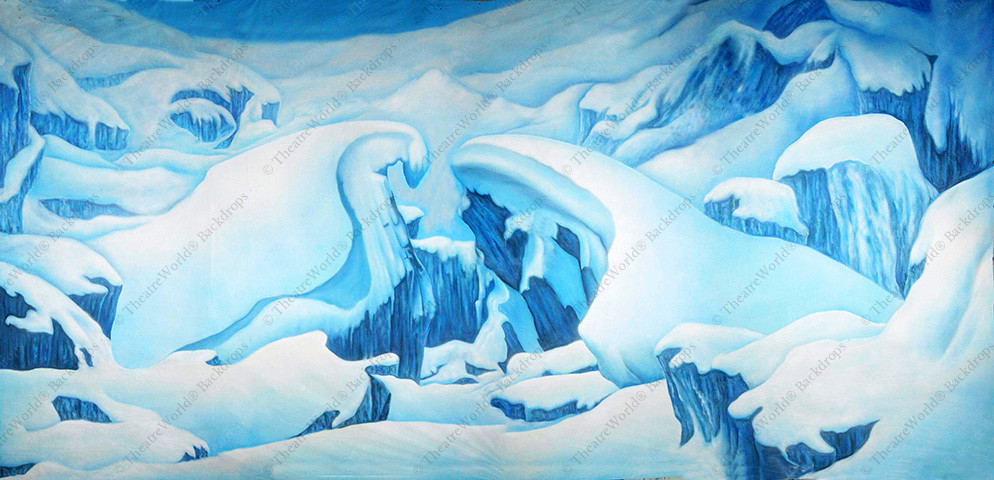 Frozen World Gates