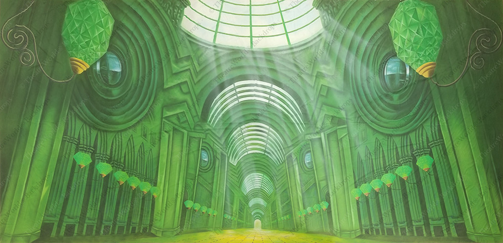 Emerald City Great Hall