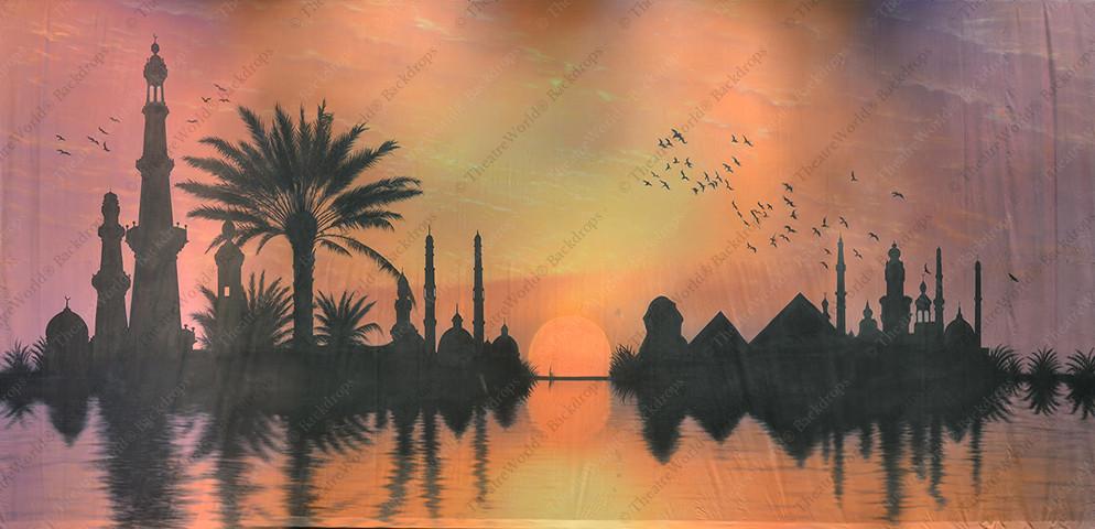 Persian Sunset
