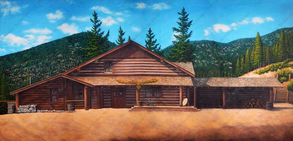 Log Cabin - B