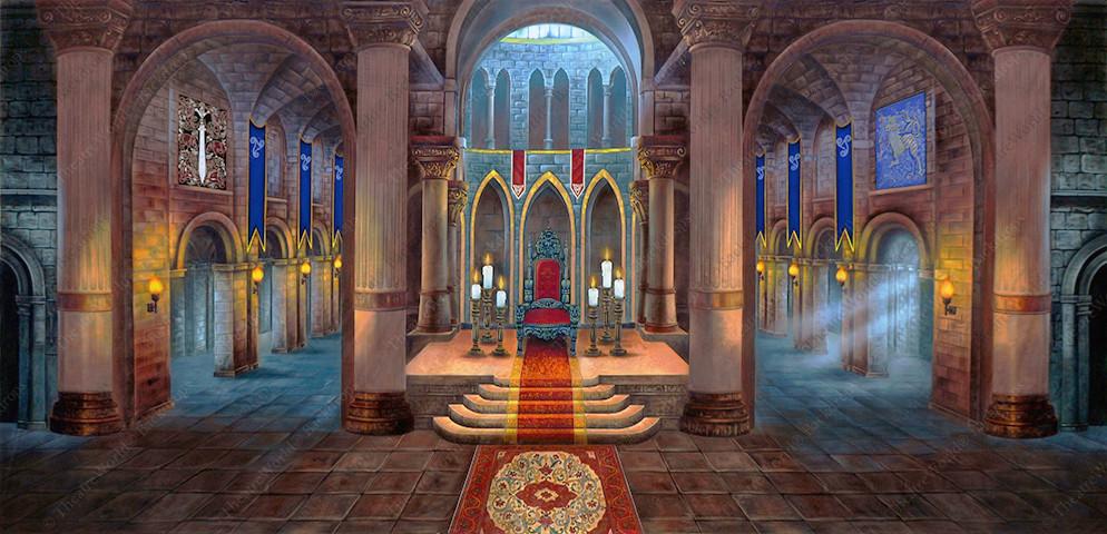 Evil Queen's Castle Interior