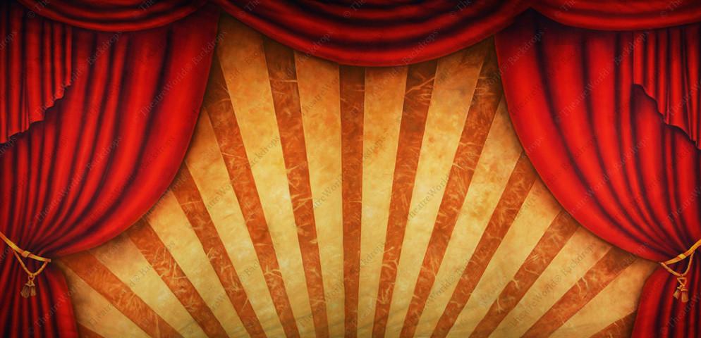 Curtain Circus