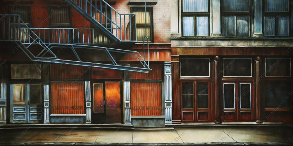 East Side Street