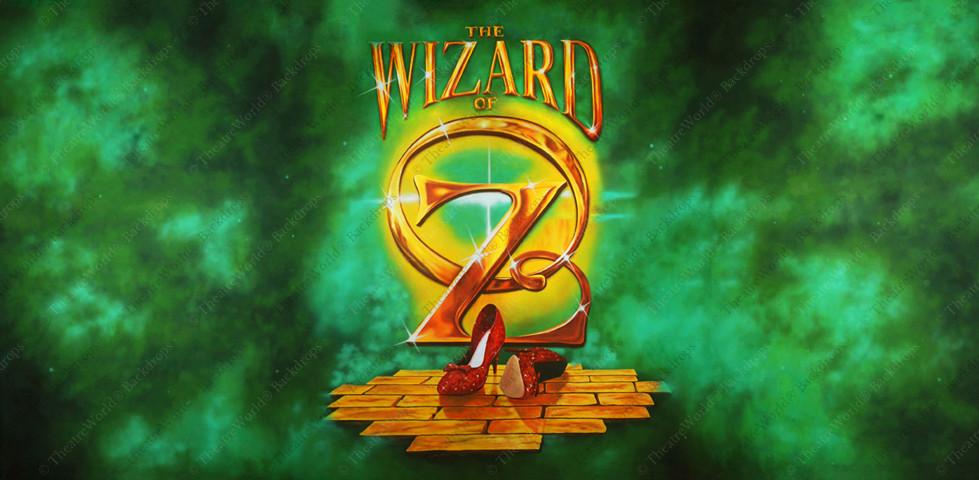 Wizard Of Oz Main Drape