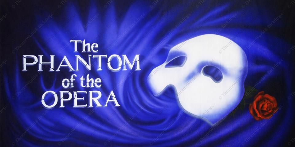 Phantom of the Opera Main Drape
