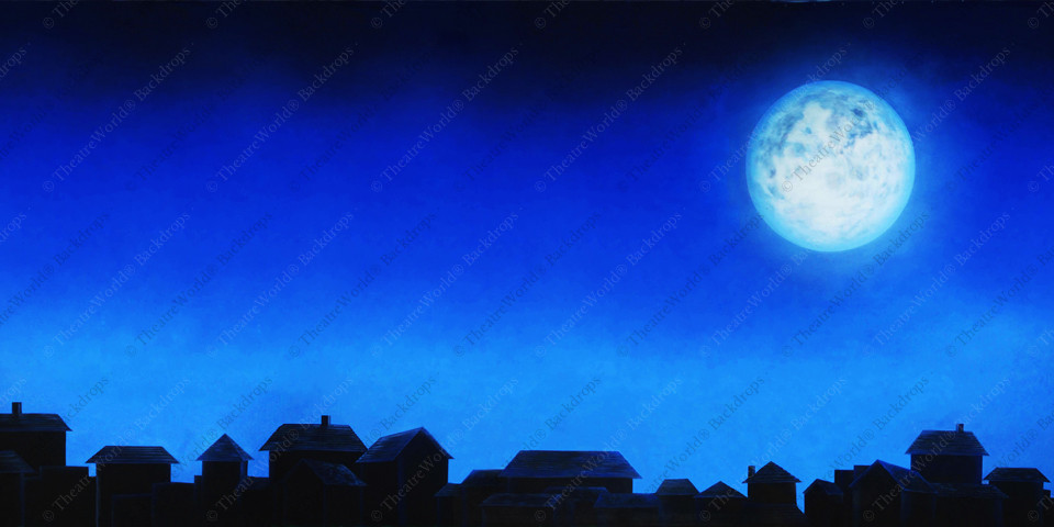 Fiddler On The Roof Night Sky