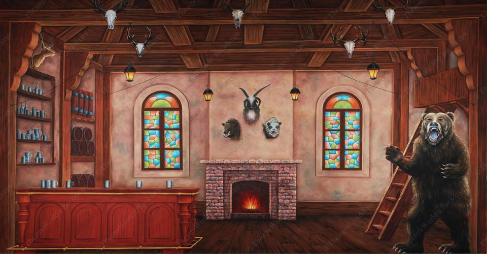 Gaston's Hunting Lodge