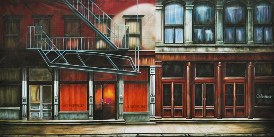 East Side Street - B