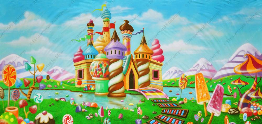 Candyland Castle - B