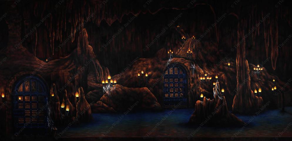 Dark Cavern Dungeon