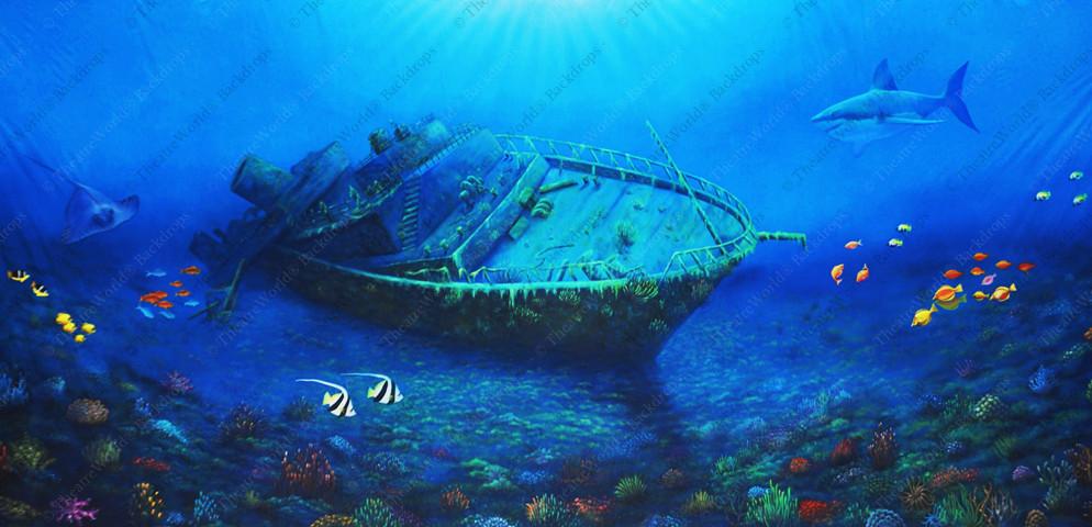Deep Sea Wreckage