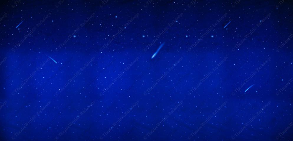 Nighttime Shooting Stars