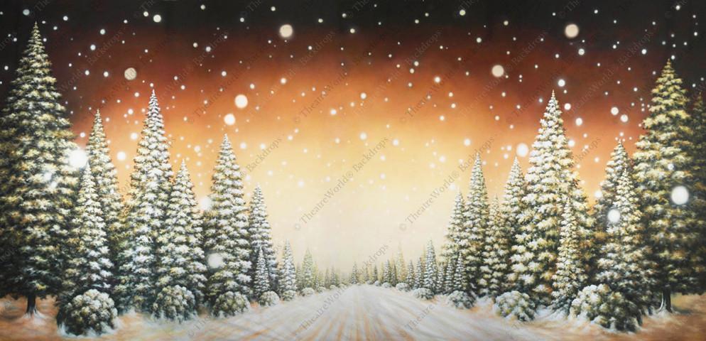 Christmas Tree Path - B