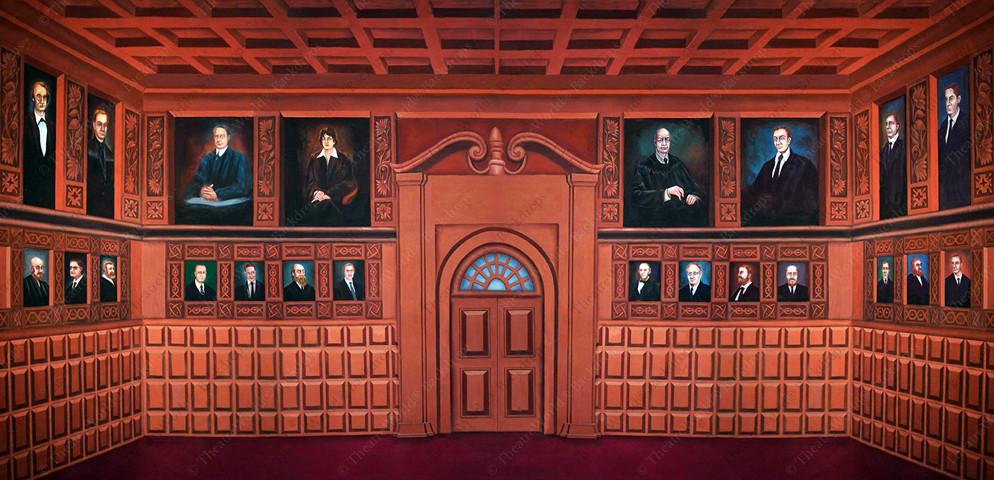Harvard Classroom