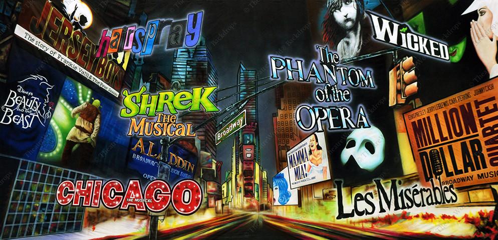 Broadway Montage