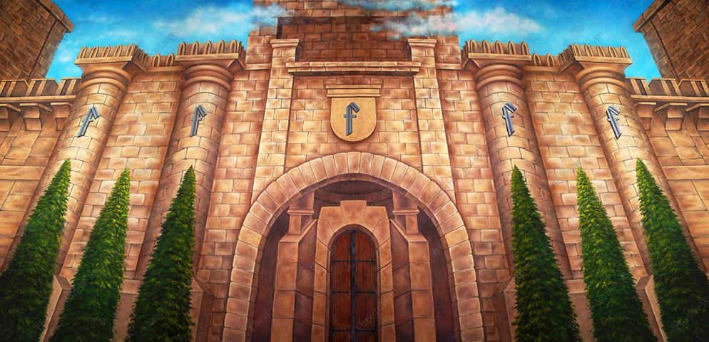 Duloc Castle Exterior