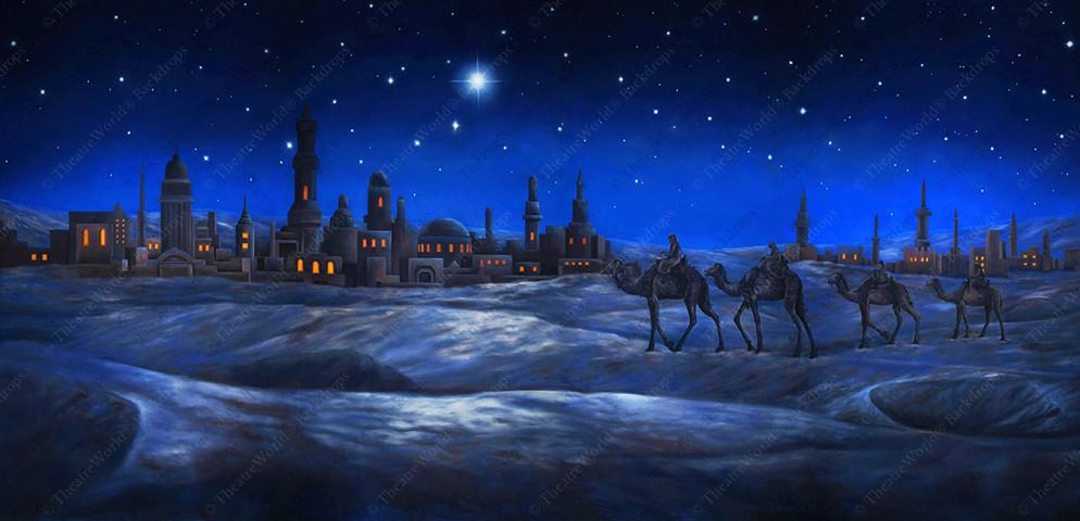Holy Land Night