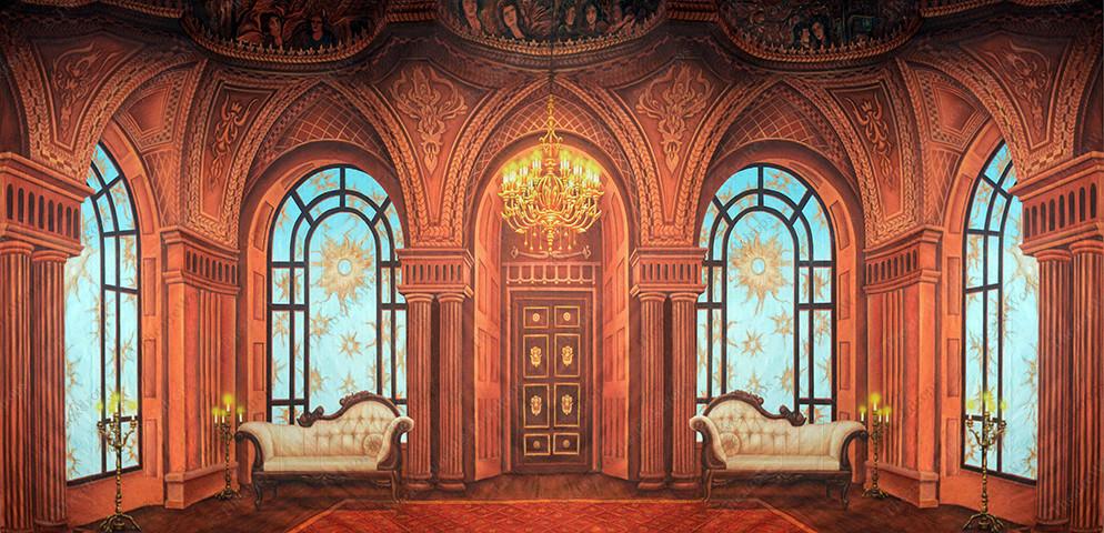 Baroque Parlor