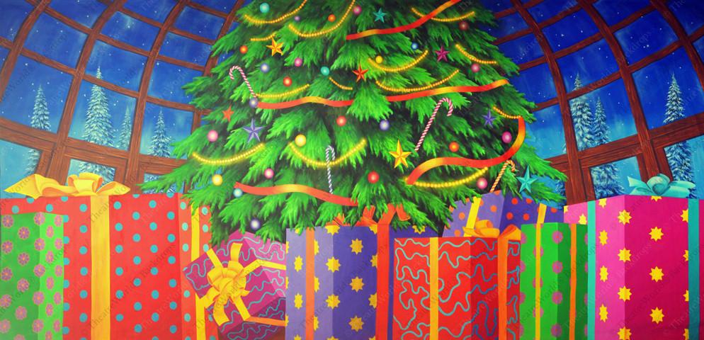 Nutcracker Christmas Tree