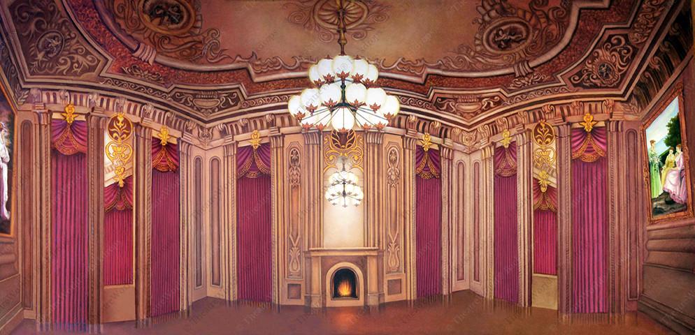 Victorian Palace Ballroom