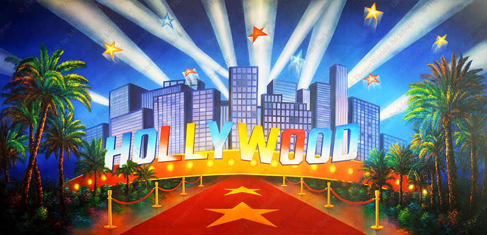 Hollywood Lights