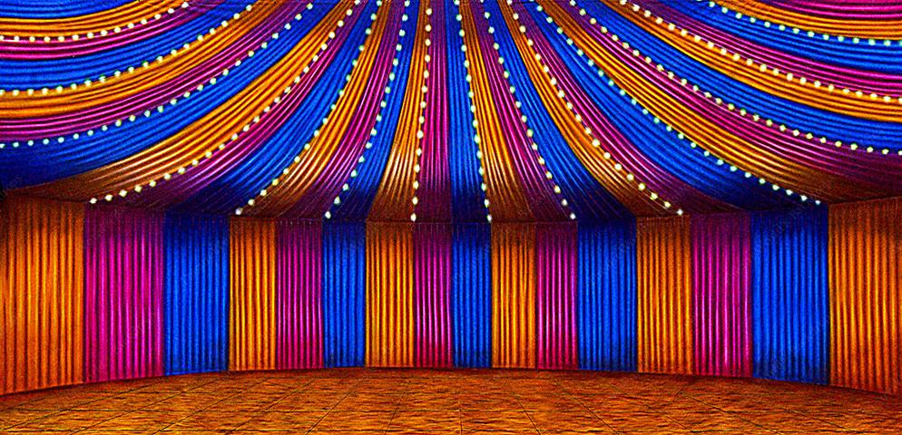 Tente De Cirque B