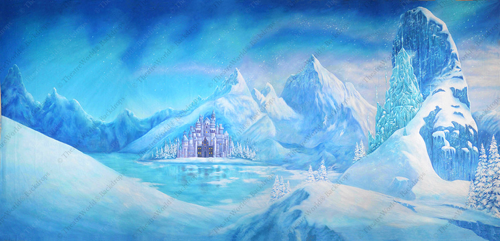 Palaces On A Lake