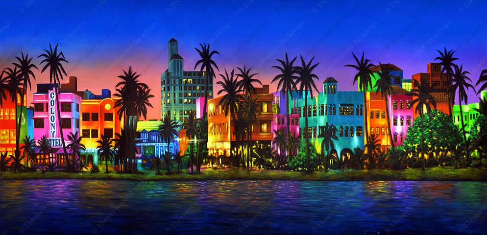 Lights Of South Beach