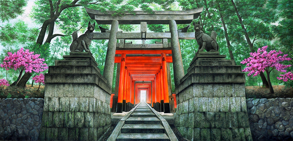 Fushimi Shrine
