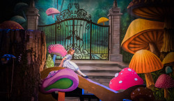 Wonderland Gate - B